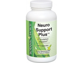 86% off Botanic Choice Neuro Support Plus