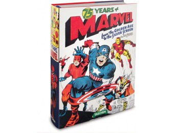 50% off The 75 Years Of Marvel Comics Compendium
