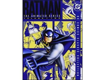 67% off Batman: The Animated Series, Volume Two (DVD)