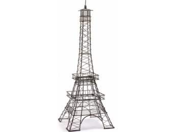 75% off Decorative Wire Eiffel Tower