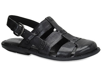 53% off Born Men's Egan Sandals (black or brown)