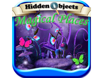 Free Hidden Objects Magical Places Android App Download