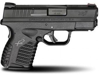 "$131 off Springfield XD-S 3.3"" Single Stack, Semi-automatic, .45 ACP"