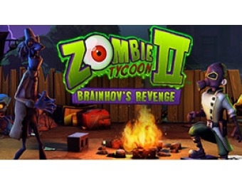 80% off Zombie Tycoon 2: Brainhov's Revenge (PC Download)