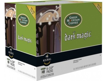 $10 off Keurig Green Mountain Dark Magic Espresso K-cups 48-pk