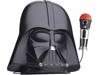 33% off Star Wars Darth Vader Voice Changing MP3 Boombox