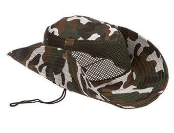 83% off Camouflage Military Boonie Hat