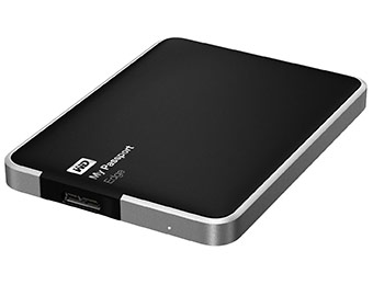 $70 off WD My Passport Edge for Mac Portable 500GB USB 3.0 HDD