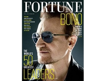 80% off Fortune Magazine - 6 month auto-renewal