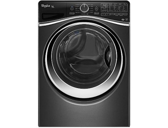 61% off Whirlpool WFW97HEDBD 4.5 cu.ft. DuetA Front-Load Washer