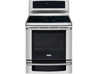 "$1,760 off Electrolux 30"" Freestanding Electric Range"