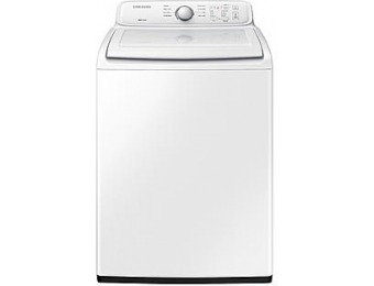45% off Samsung WA40J3000AW 4.0 cu.ft. HE Top-Load Washer