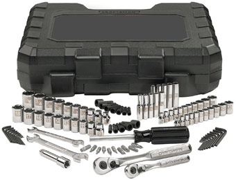 31% off Craftsman 102 pc. Mechanic's Tool Set