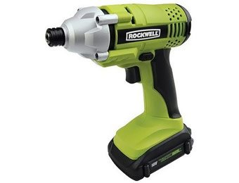 $120 off Rockwell RK2800K 18V Cordless Lithium Impact Driver