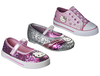 25% off Hello Kitty Shoe Collection