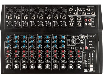 75% off Harbinger L1402fx-Usb 14 Channel Mixer With Digital Effects