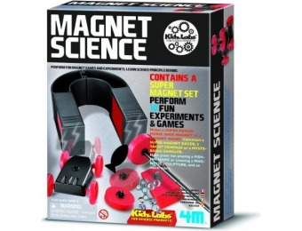 68% off 4M Magnet Science Kit
