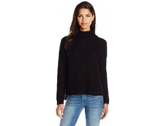 73% off French Connection Women's Hester Knits Sweater, Black