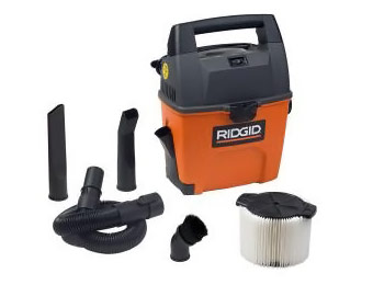 Ridgid WD3052 3-Gallon Wet/Dry Vac