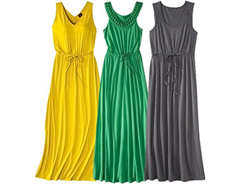 40% off Merona Maxi Dress Collection (6 designs)