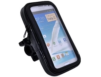 88% off Waterproof Bicycle Mount Case for Samsung Galaxy Note 2