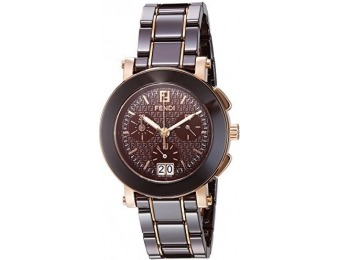 $1,125 off Fendi 'Chrono' Swiss Quartz Women's Dress Watch