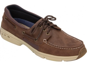 76% off West Marine Men's Performance Boat Mocs, Brown