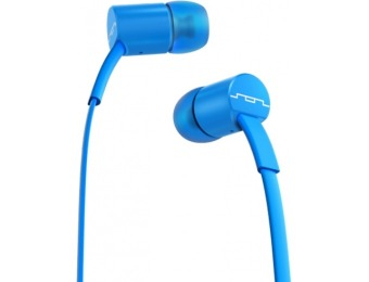50% off Sol Republic Jax In-Ear Headphone - Electro Blue