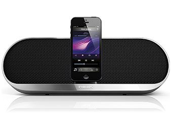 47% off Philips DS7580 Speaker Dock for iPhone 5