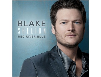 50% off Shelton Blake: Red River Blue (Audio CD)