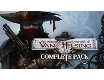66% off The Incredible Adventures of Van Helsing Complete Pack (PC)