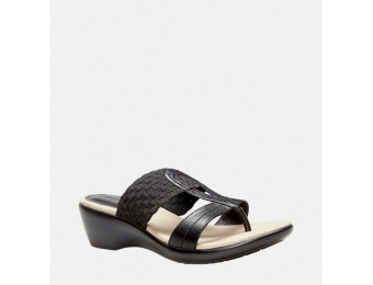 85% off Avenue Perry U-Strap Wedge Sandal
