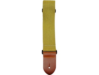 80% off Perri's Polyester Guitar Strap With Leather Ends