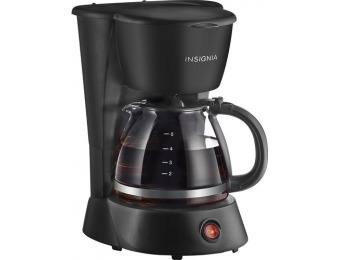 33% off Insignia 5-cup Coffeemaker