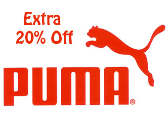 Extra 20% off Puma Store Sale Styles w/code: LASTHURRAH