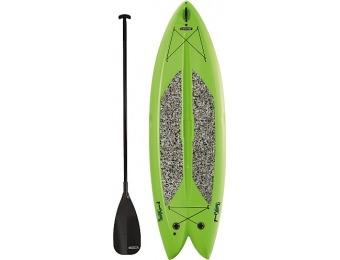 $180 off Lifetime Freestyle Stand Up Paddleboard with Paddle