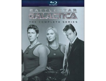 $175 off Battlestar Galactica (2004): Complete Series Blu-ray