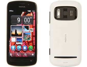 46% off Nokia PureView 808 Unlocked GSM Smart Phone
