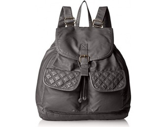 74% off T-Shirt & Jeans Quilted Pocket Fashion Backpack