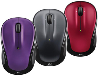 50% off Logitech M325 Wireless Laser Mouse