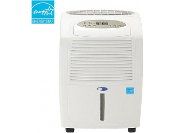 $60 off Whynter 30-pint Portable Dehumidifier - White