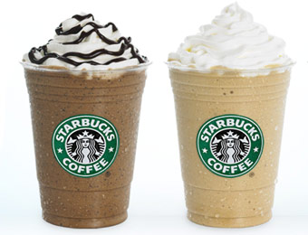 Free BOGO Starbucks Frappuccino Beverage at B&N Locations