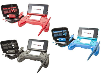 $35 off Nintendo 3DS with 20 in 1 Essentials Kit Collection