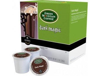33% off Keurig Green Mountain Dark Magic K-cups (18-pack)