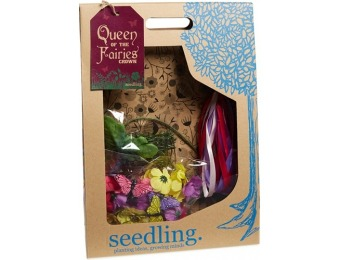 75% off Seedling 'Queen of the Fairies' Crown Craft Kit
