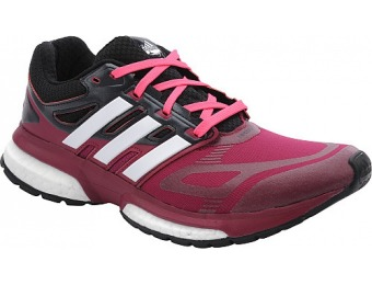 55% off Adidas Women's Response Boost TechFit Running Shoes