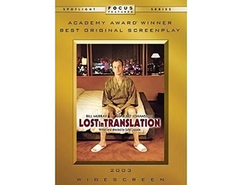 60% off Lost in Translation DVD (Widescreen)