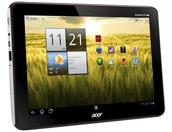 "62% off Acer Iconia A200-10r08u 10.1"" Android Tablet (1GB/8GB)"
