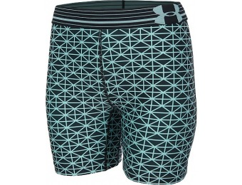 52% off Under Armour Women's HeatGear Compression Shorts