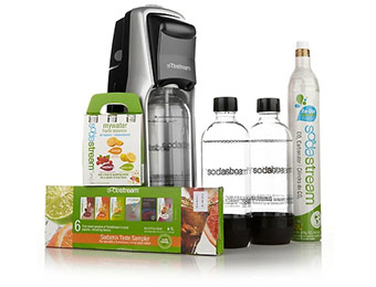 43% off SodaStream Soda Maker Bundle w/ coupon code 128306